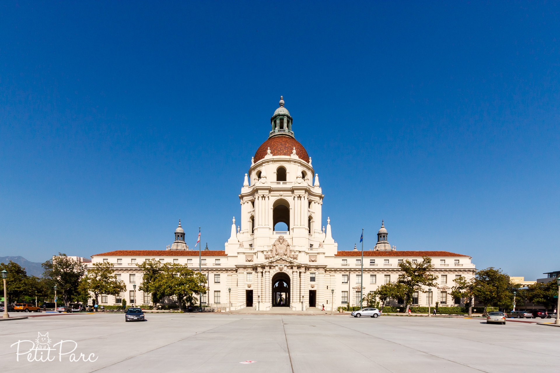 Mairie de Pasadena