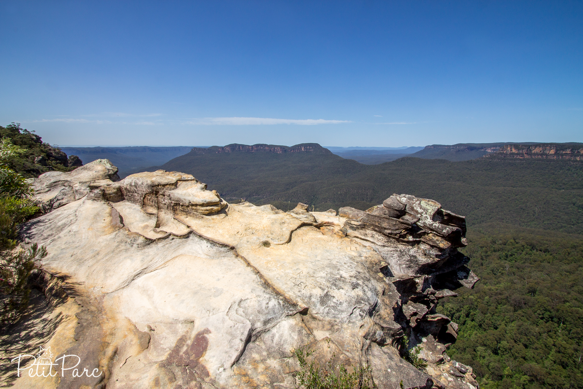 Prince Henry Cliff Walk, Blue Mountains