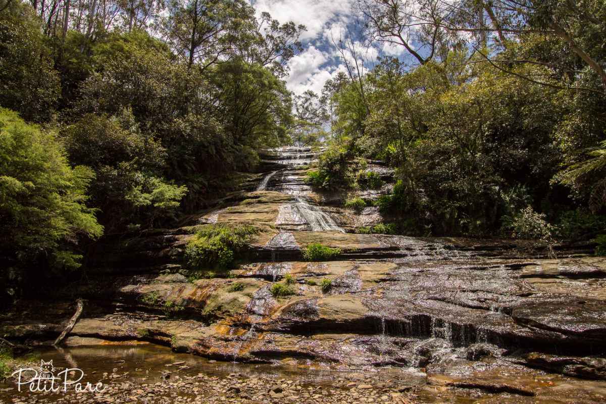 Katoomba Cascades, Blue Mountains