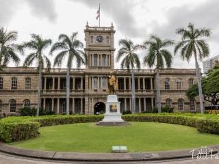 Ali'iolani Hale, Cour suprême d'Hawai'i