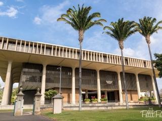 Capitole de l'Etat d'Hawai'i