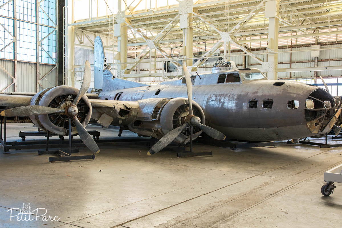 Boeing B-17E Flying Fortress