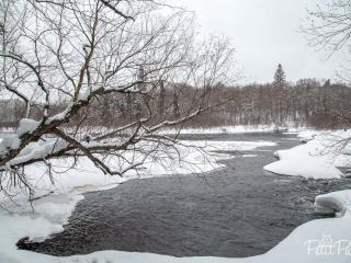 Le parc d'Oxtongue River