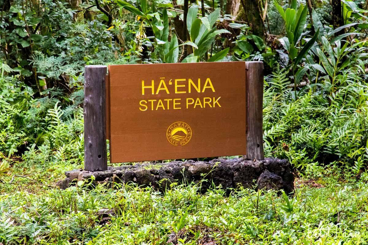 Ha'ena State Park