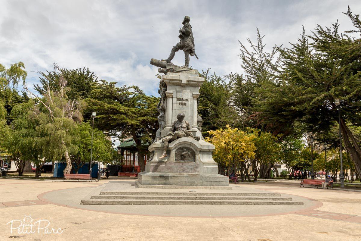 Plaza Muñoz Gamero
