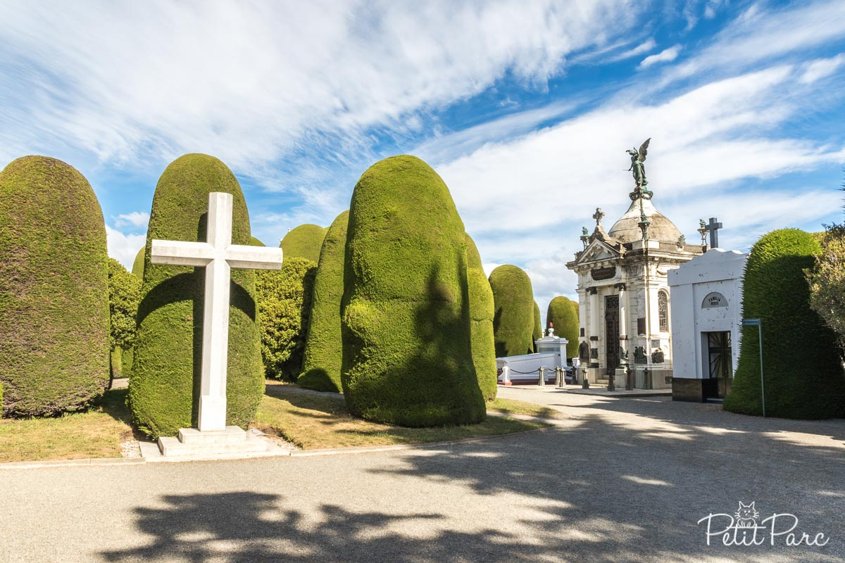 Cimetière municipal de Punta Arenas