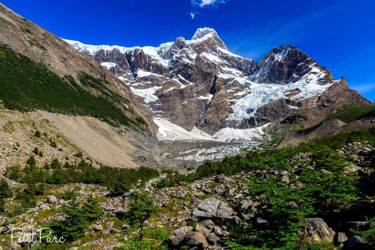 Glacier Francés
