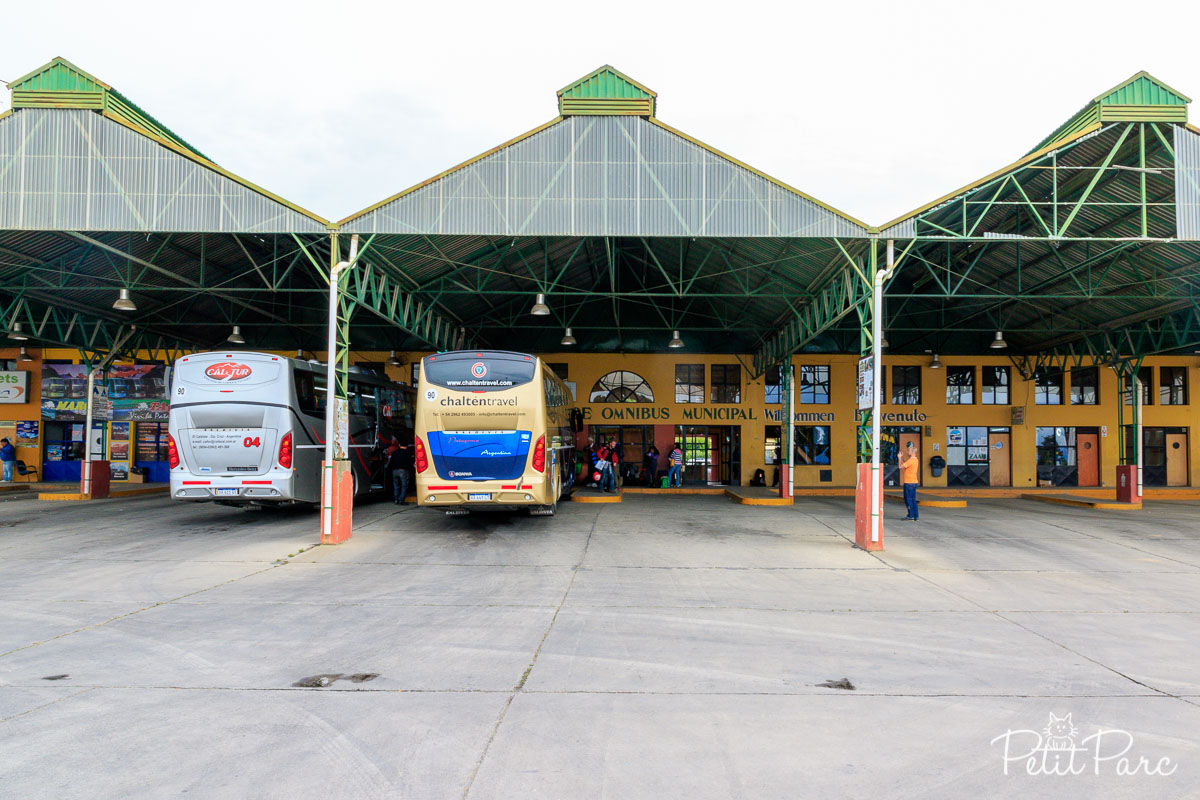 Gare routière d'El Calafate