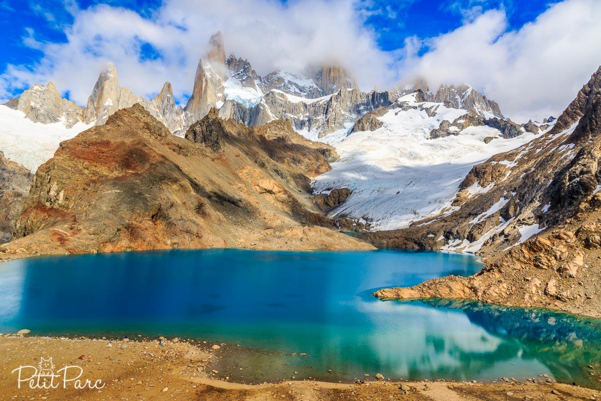 La Laguna de los Tres et le mont Fitz Roy