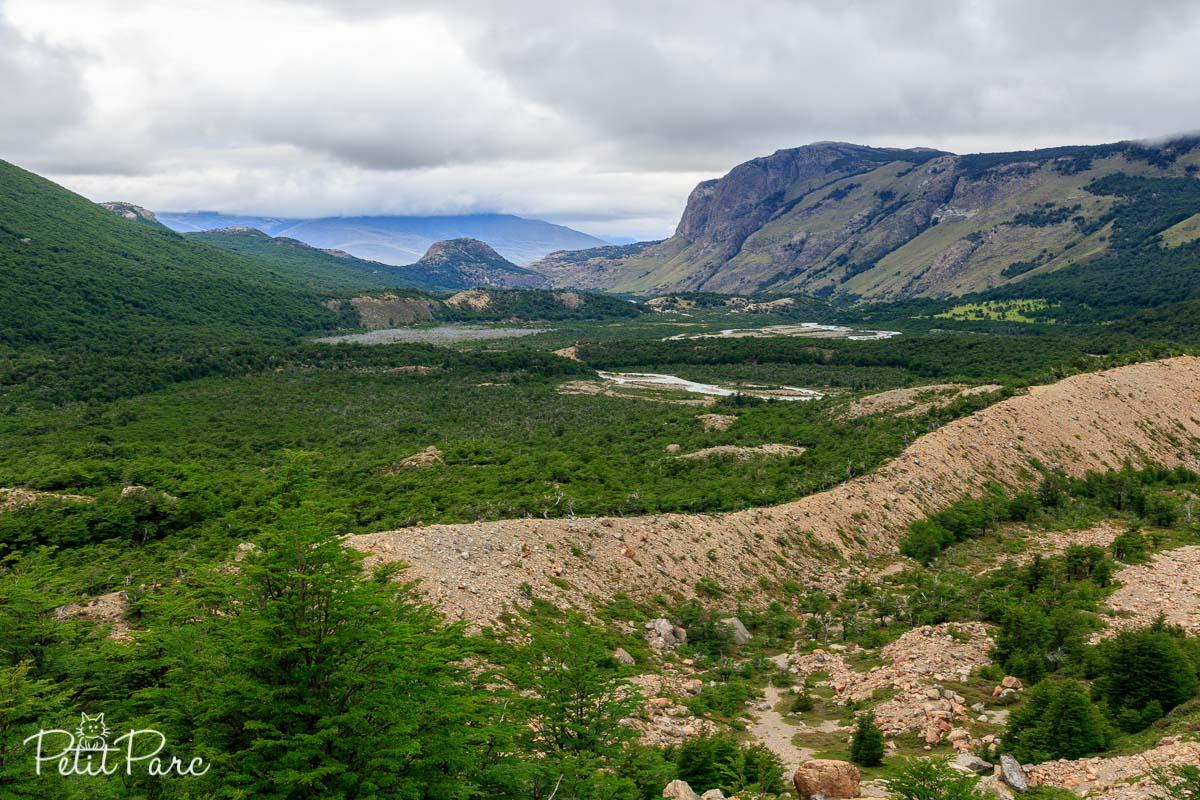 D'El Chaltén à la Laguna Torre