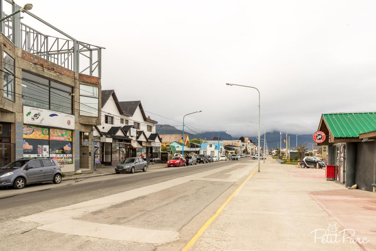 Avenida Maipú, Ushuaia