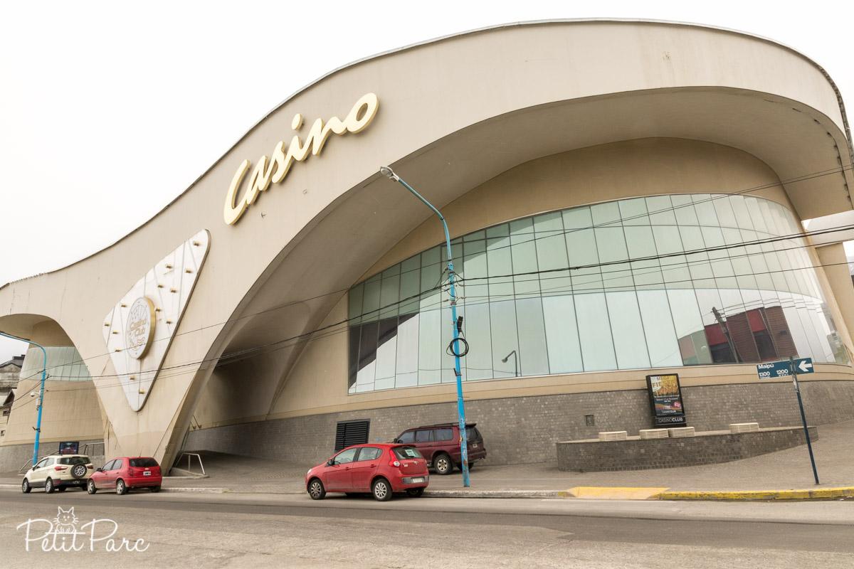 Le casino d'Ushuaia