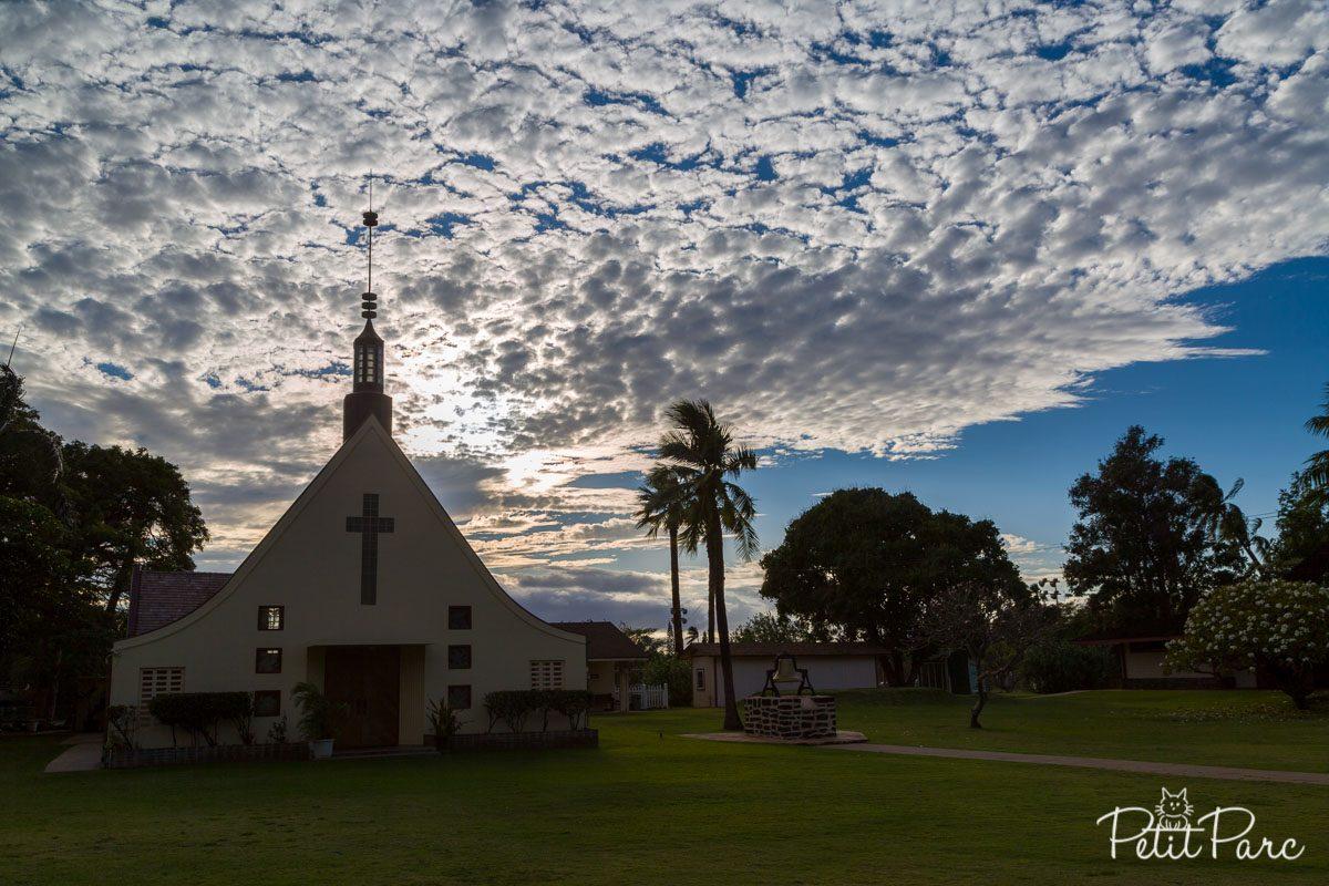 Waine'e Church Lahaina