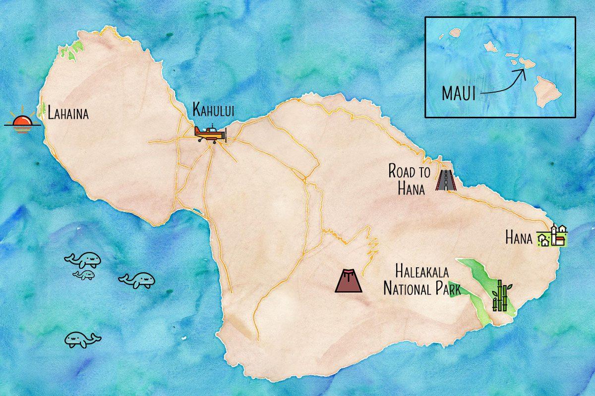 Carte Maui