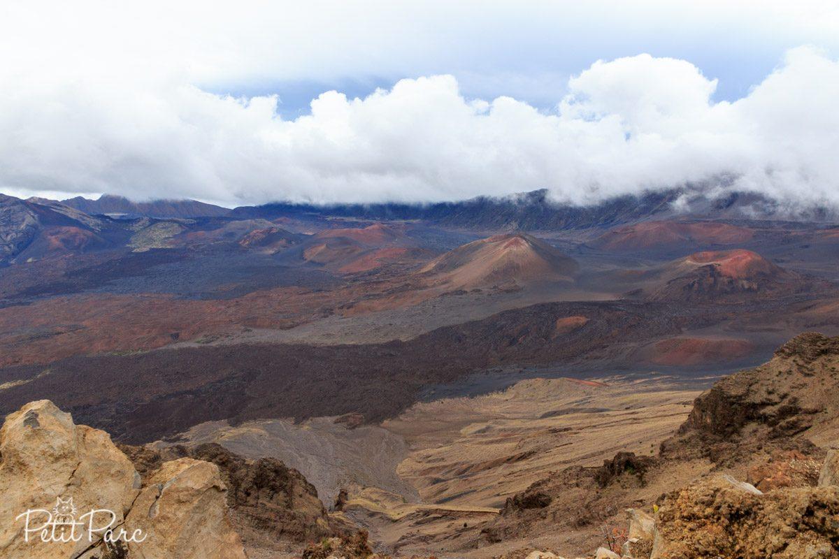 Caldeira d'Haleakala