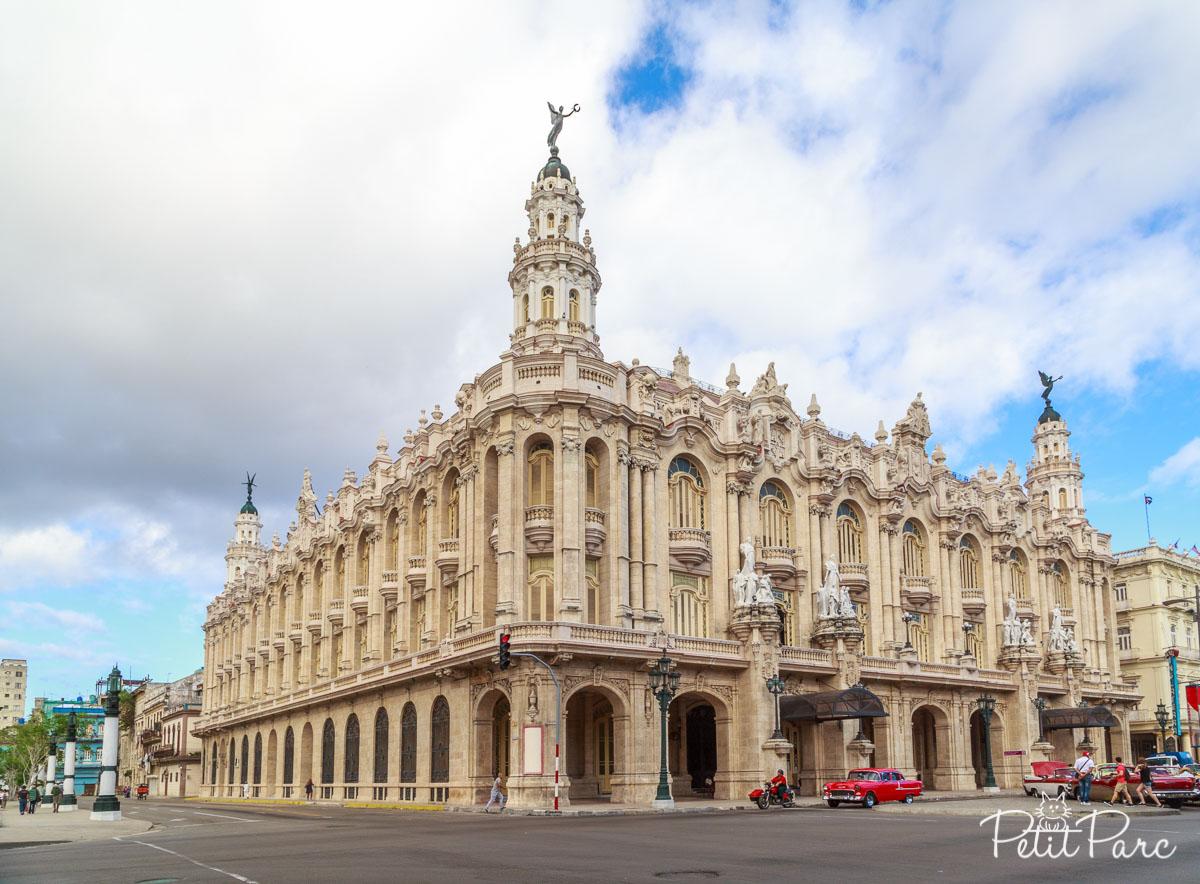 Gran teatro La Havane