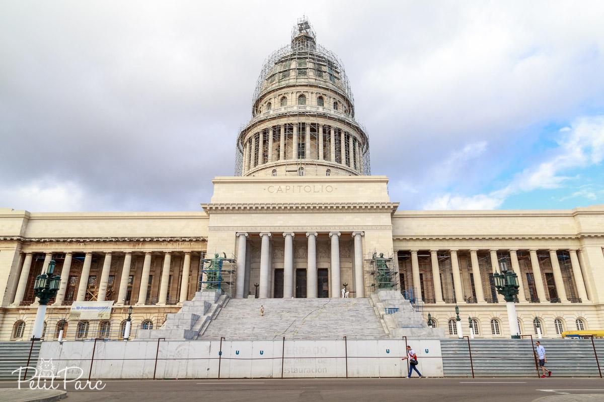 Capitolio La Havane