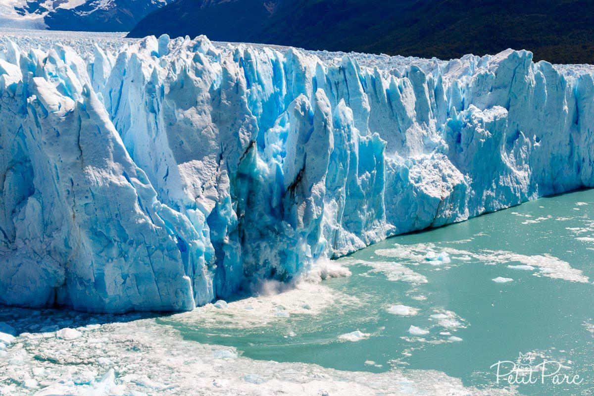 Perito Moreno bloc glace