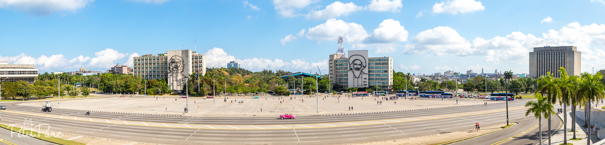 Plaza de la Revolucion Havane