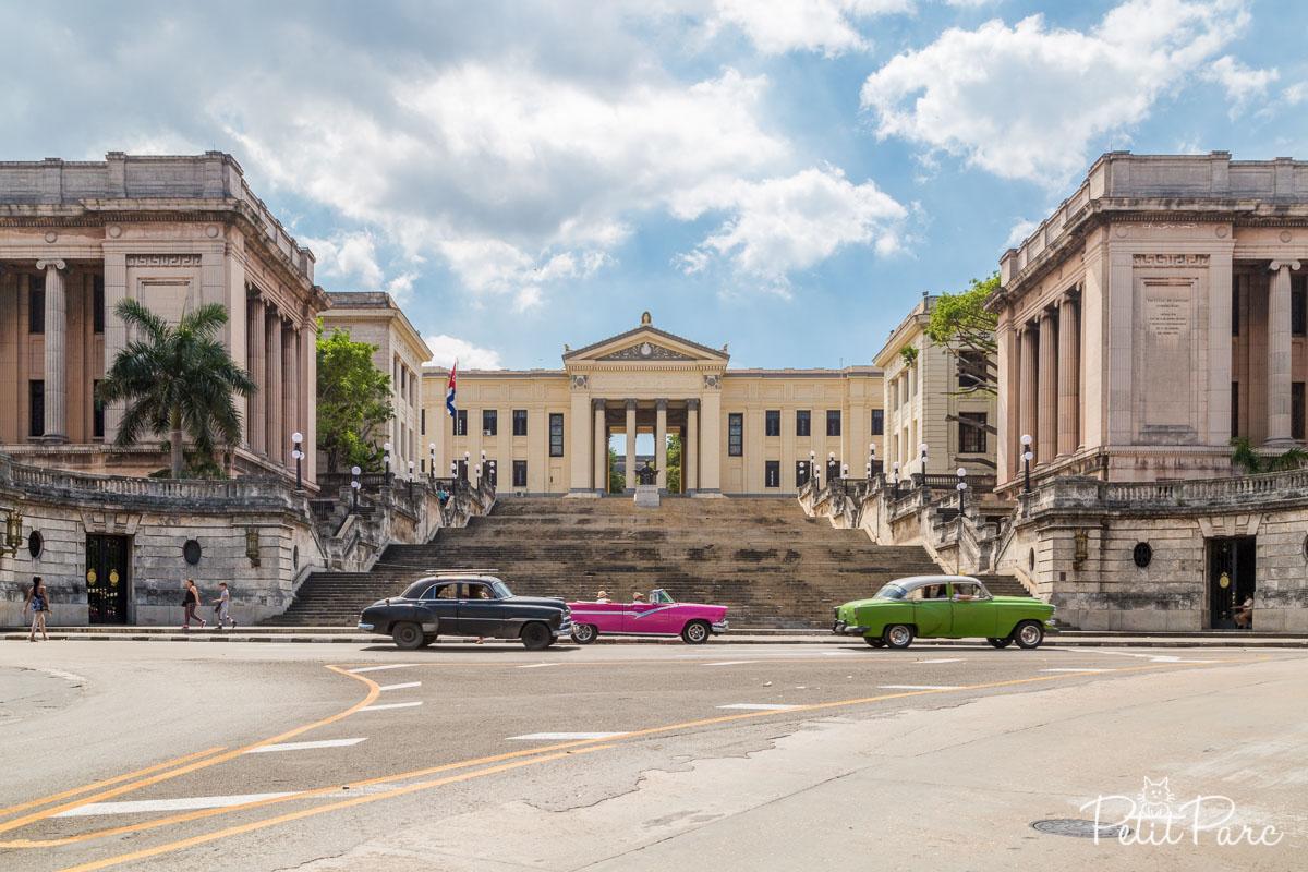 Université La Havane