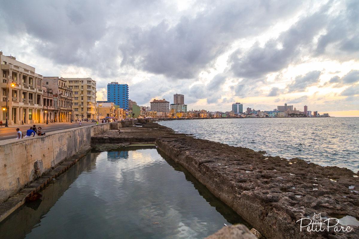 Malecon Havane
