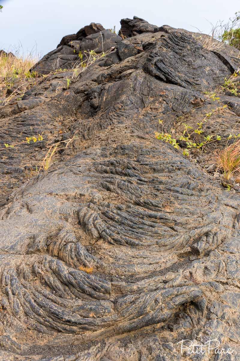 Lave pāhoehoe