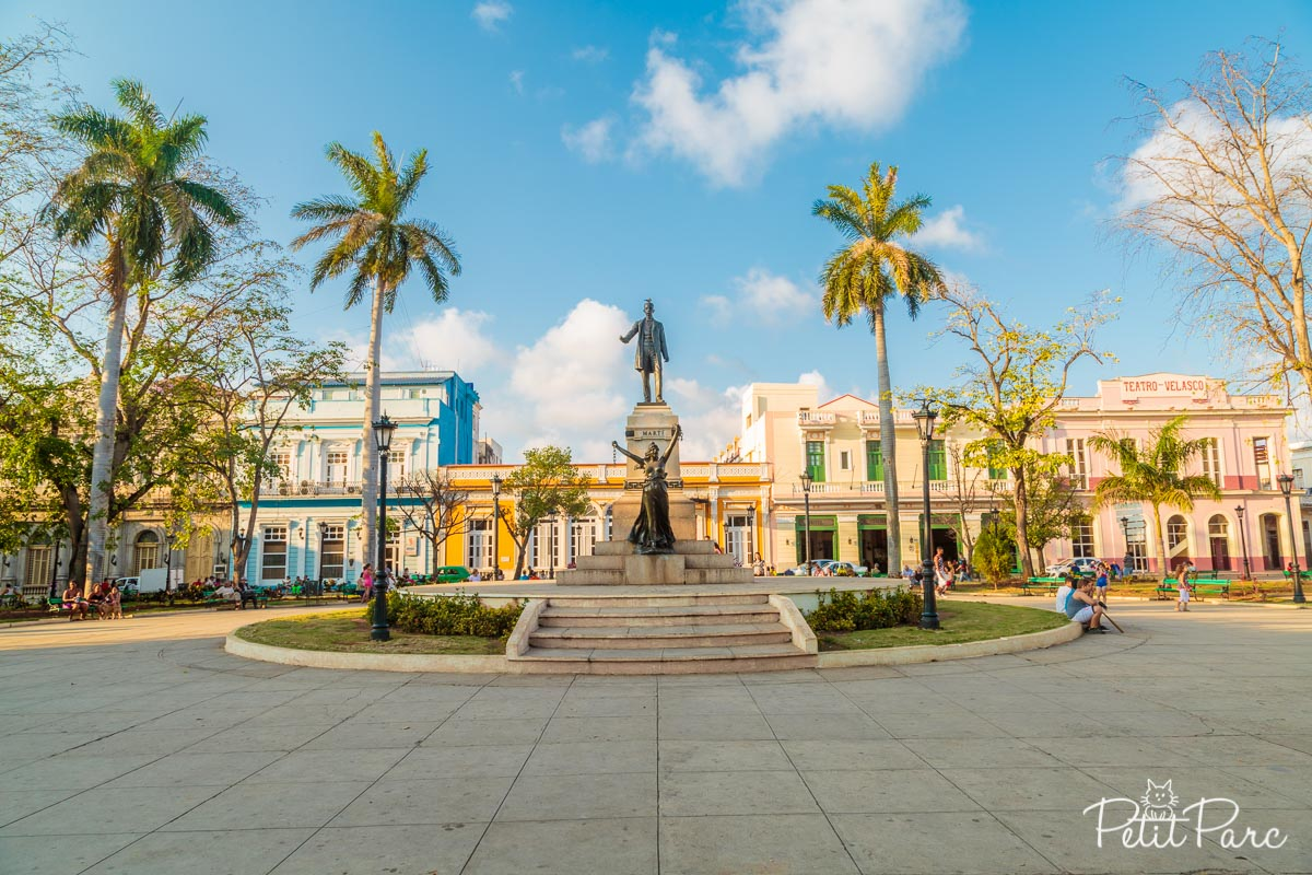 Place José Martí Matanzas