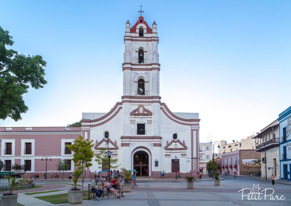 Camaguey et ses églises