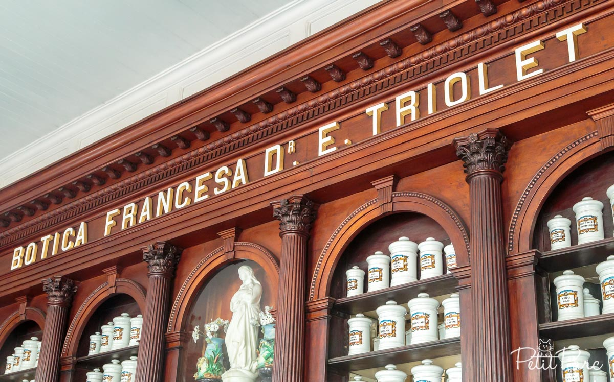 Museo farmacéutico de Matanzas