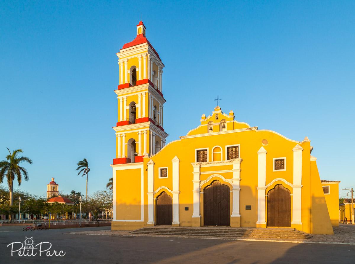 Les deux églises de Remedios