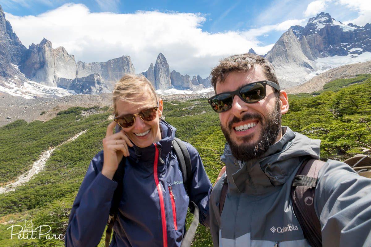 En Patagonie en amoureux