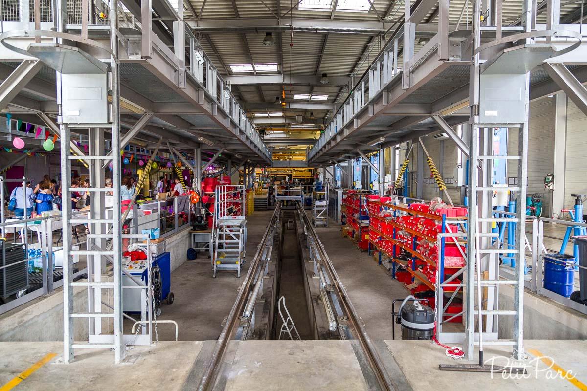 Hangar Rhône Express