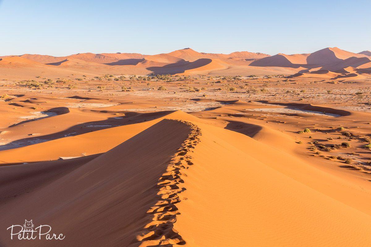 Sesriem, Namibie