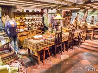 Chez les Weasley