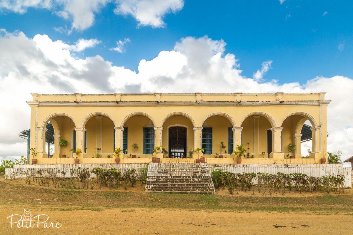 Estancia Guaimaro, Cuba