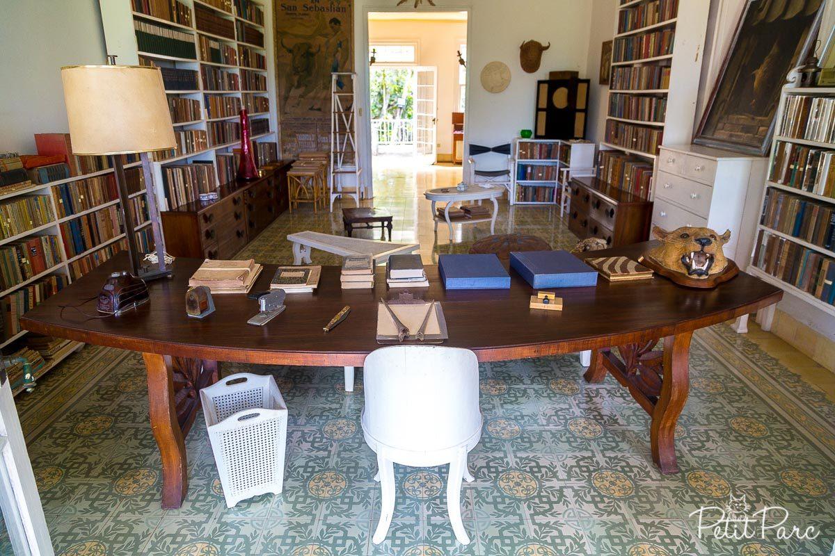 Bureau d'Hemingway