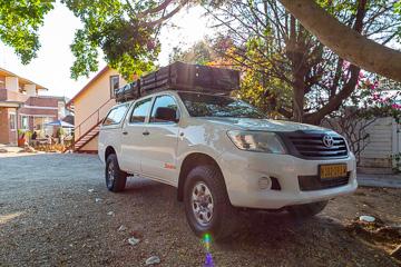 4x4 hotel windhoek
