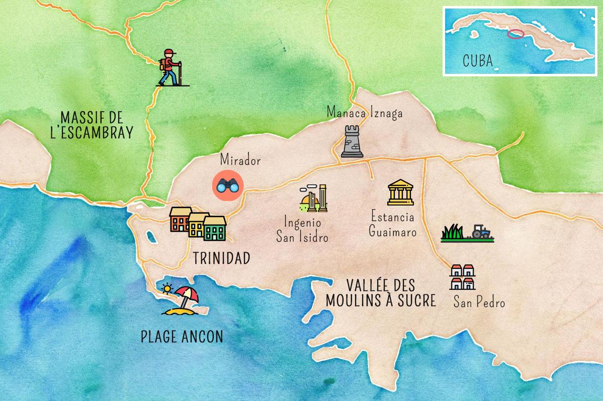 carte Trinidad